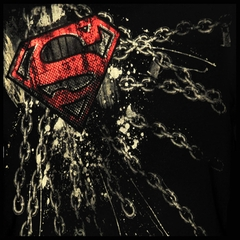 "Superman ""Shackled"" Men's T-Shirt"