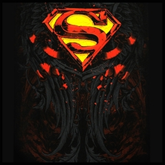 "Superman ""Son of Krypton"" Men's T-Shirt"