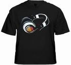 T-Phones EQ Equalizer Sound Reactive T-Shirt