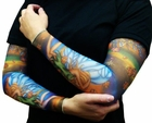 Tattoo Sleeves - Butterfly Fake Tattoo Sleeves (Pair)