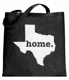 Texas is Home Tote Bag