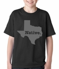 Texas Native Kids T-shirt