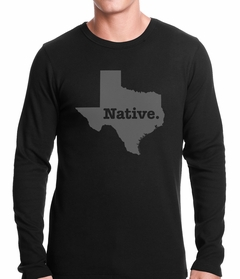 Texas Native Thermal Shirt
