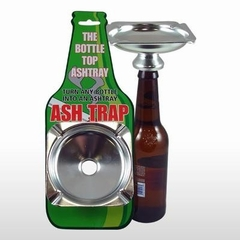 The Amazing Bottle Top Ashtray
