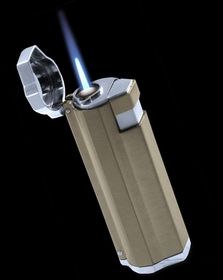 The Companion Two in One Cigar Lighter With Hole Punch