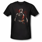 "The Dark Knight Rises ""Batman Battleground"" Men's T-Shirt"