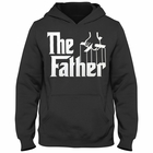 The Father Funny Adult Hoodie