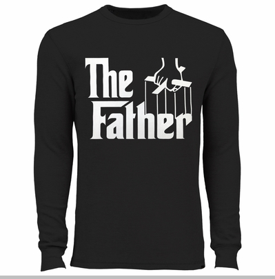 The Father Funny Thermal Shirt<!-- Click to Enlarge-->
