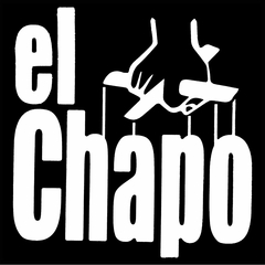 The God Father Inspired El Chapo Mens T-shirt