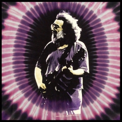 The Grateful Dead Jerry Garcia Franklin's Tower - Four Winds Tiedye Mens T-Shirt