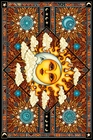 The Sun and Moon Celestial Tapestry