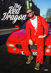 The Red Dragon Traxedo - Tracksuit Tuxedo