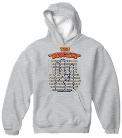 "The Shocker ""Ways to Say It"" Hoodie"