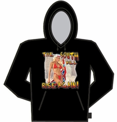 The South Will Rise Again Hoodie