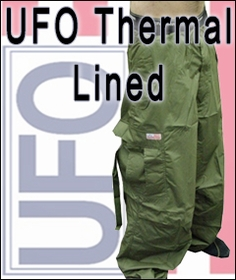 Thermal Lined  UFO Pants