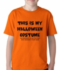 This is My Halloween Costume The Guy Who Banged Your Mom Kids T-shirt
