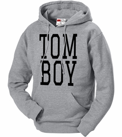 Tom Boy Girls Celebrity Adult Hoodie