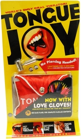 Tongue Joy - World's Only Oral Vibrator!