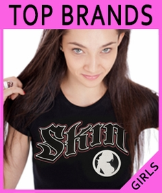Top Brands of Girls T-shirts and Tops