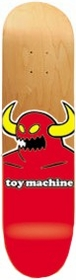 Toy Machine Monster Skateboard Deck (Natural)