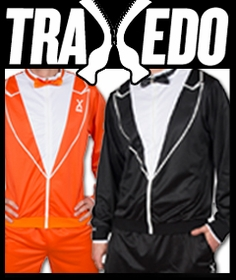 Traxedo Tuxedo Tracksuits - When Smart Meets Casual