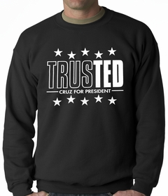 TrusTED - Ted Cruz For President Adult Crewneck