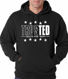 TrusTED - Ted Cruz For President Adult Hoodie