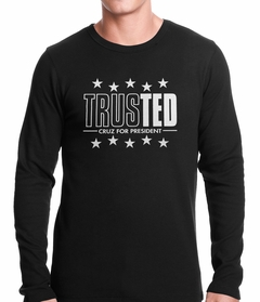 TrusTED - Ted Cruz For President Thermal Shirt