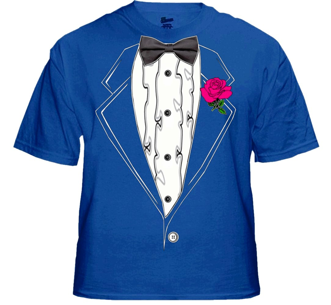 Tuxedo t shirts mens ruffled tuxedo t shirt with pink for Red ruffled tuxedo shirt