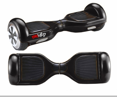 Two Wheels with LED Light Mini Smart Electronic Self Balance Hoverboard with Premium SAMSUNG Battery<!-- Click to Enlarge-->