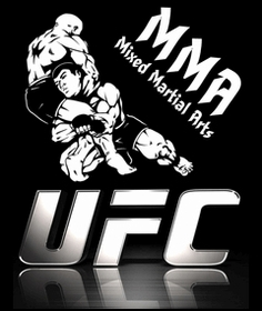 UFC Ultimate Fighting Championship & MMA Fight Club Clothing