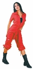 UFO Girly Hipster Flight Suit (Red)