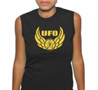 UFO Girly Sleevless Rebel T-Shirt
