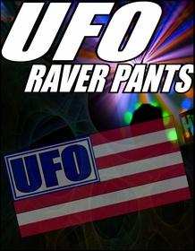 UFO Raver Pants for Everybody