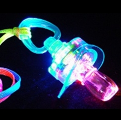Ultimate Candy Raver LED Pacifier