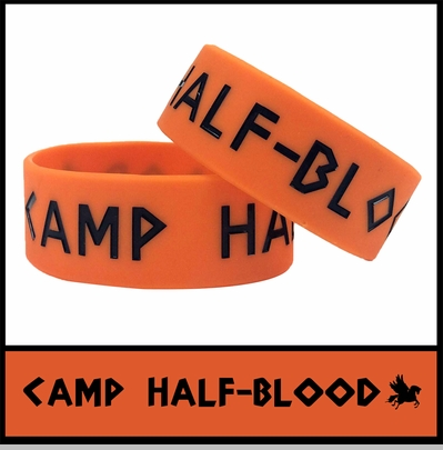 Unisex Bracelet - Camp Half Blood<!-- Click to Enlarge-->