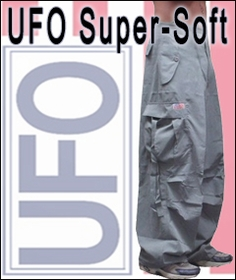 Unisex Super Soft UFO Pants