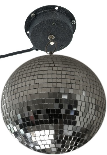 Universal Rotating Disco Ball Motor Plug In