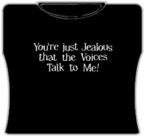 Voices Talk To Me GirlsT-Shirt