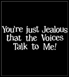 Voices Talk To Me T-Shirt