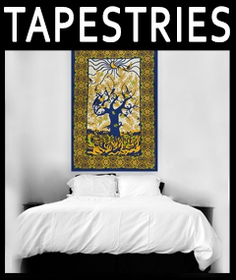 Wall Tapestries and Tapestry Wall hangings :: Tapestries and Bed Spreads for $14.99