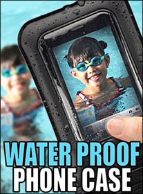 Waterproof Case for iPhone, Android, and ALL Smart Phones
