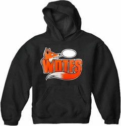 WDTFS What Does The Fox Say? Adult Hoodie