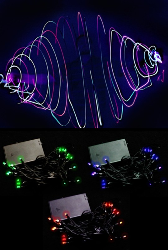 Wearable LED Light Wire - Light Up Your Dance!