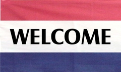 Welcome Flag