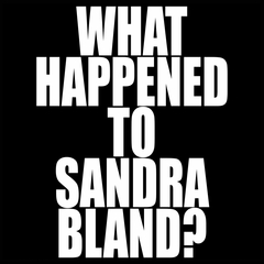 What Happened To Sandra Bland? Mens T-shirt