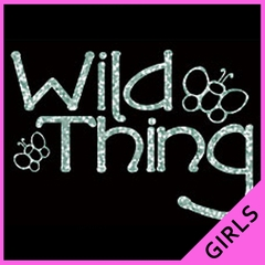 Wild Thing Girls T-Shirt