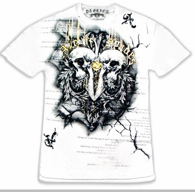 "Xzavier Da Grind ""Ace of Spades"" T-Shirt<!-- Click to Enlarge-->"