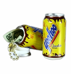 Yoo Hoo Chocolate Drink Diversion Safe