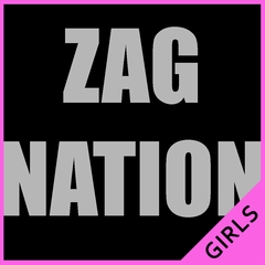Zag Nation Girls T-shirt